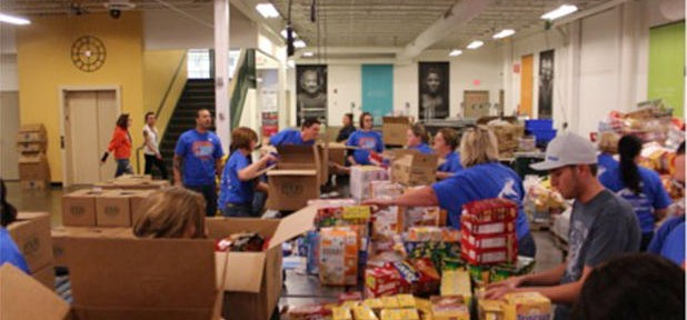 Our Partnership With Regional Food Bank of Oklahoma