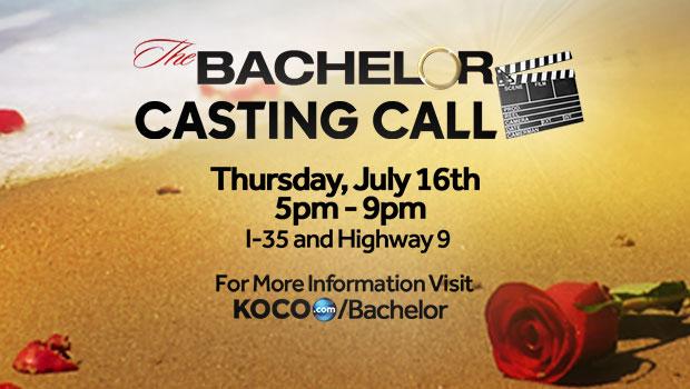 The Bachelor Casting Call