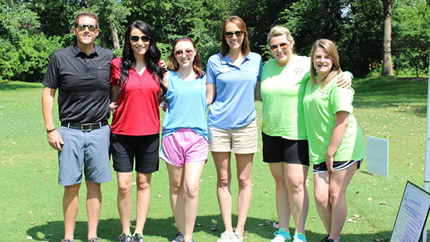 Riverwind Casino's Annual Golf Classic