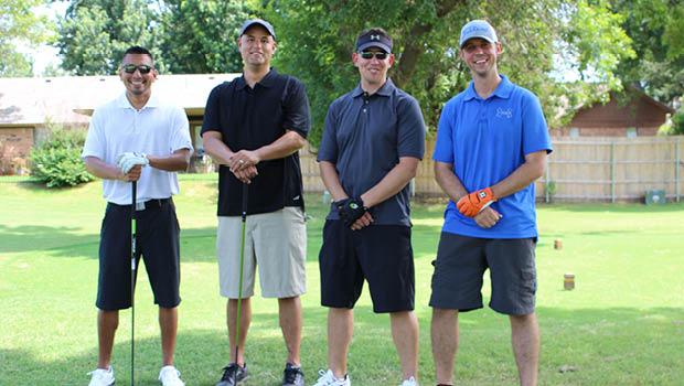 Riverwind Casino's Annual Golf Classic