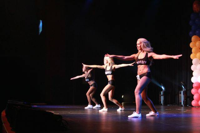 Thunder Girls Auditions