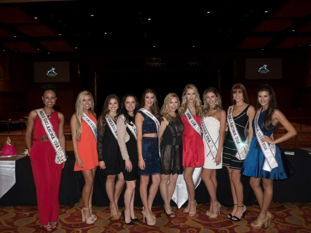 Miss Oklahoma Teen Riverwind Casino