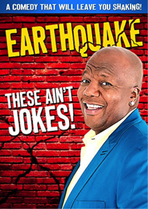 Riverwind Comedy Earthquake