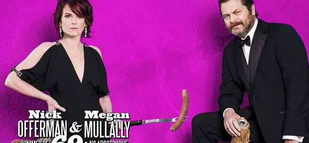 Nick Offerman & Megan Mullally: Summer of 69