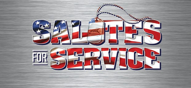 Salutes for Service