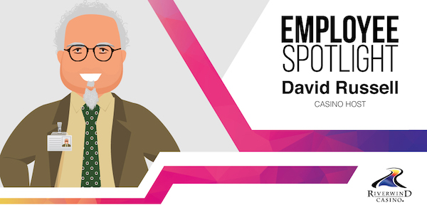 Get to Know Our Casino Hosts: David R.
