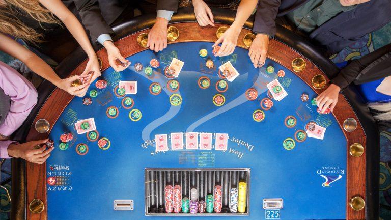 Crazy 4 Poker Riverwind