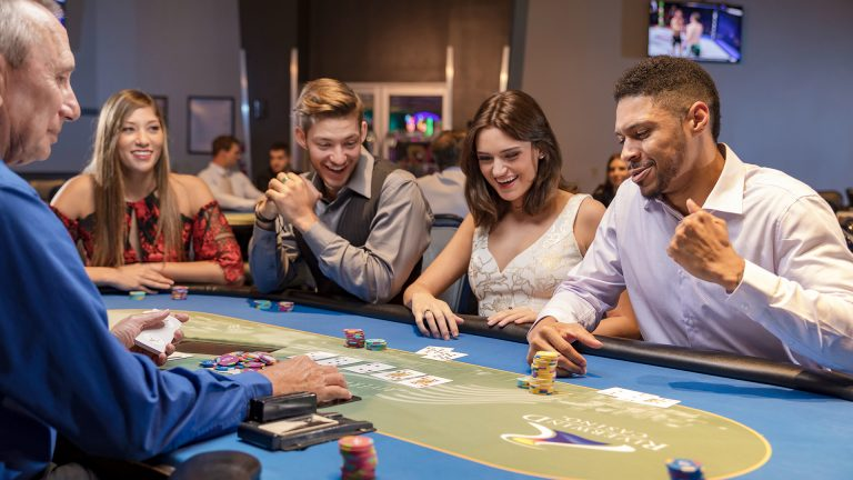 Poker Room – Riverwind