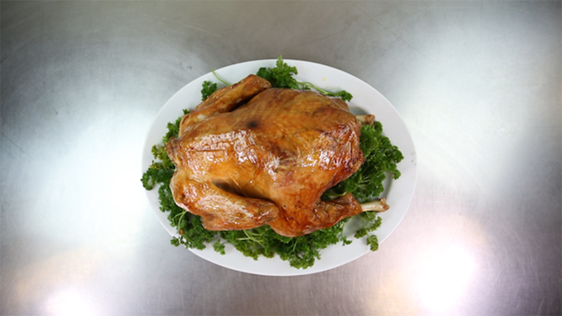 The River Recipe: Roasted Turkey