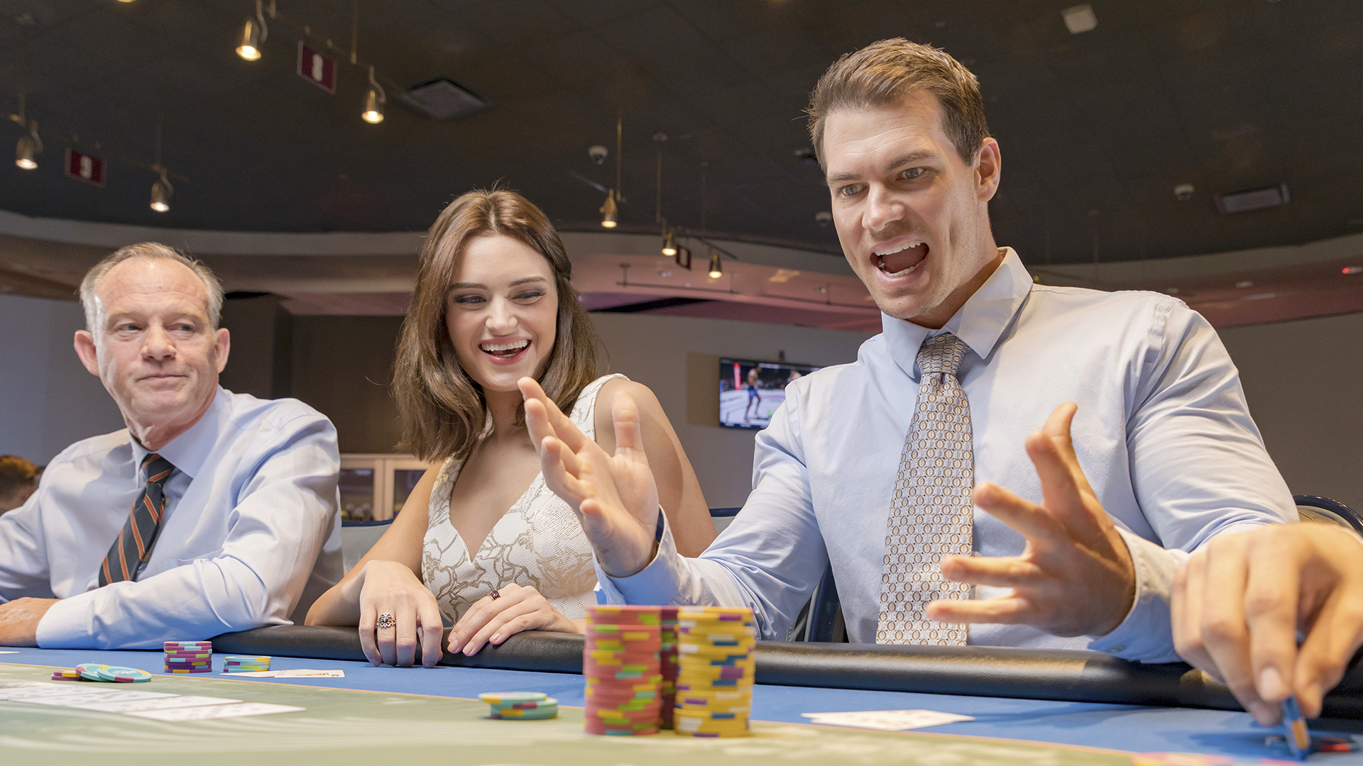 Raise the Stakes in the Poker Room