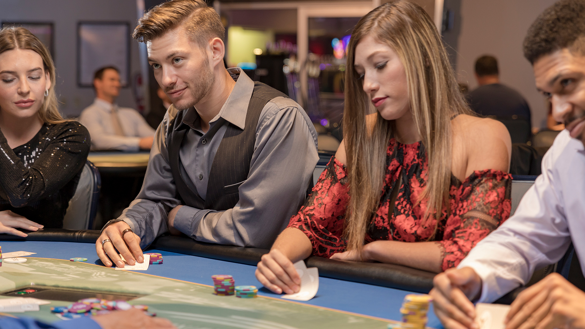 Riverwind's Unwritten Rules of Poker