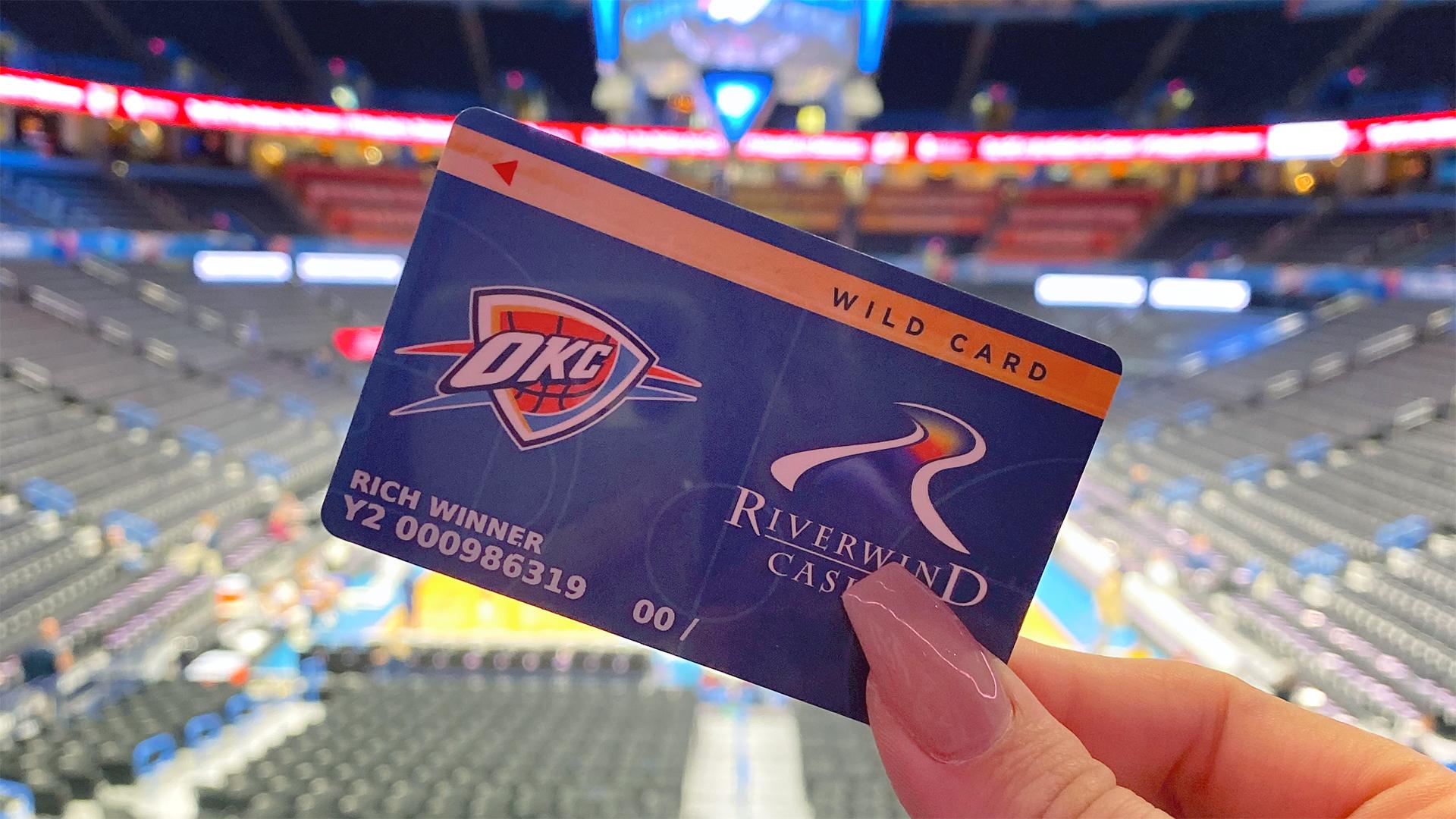 Riverwind + OKC Thunder = A Winning Combo