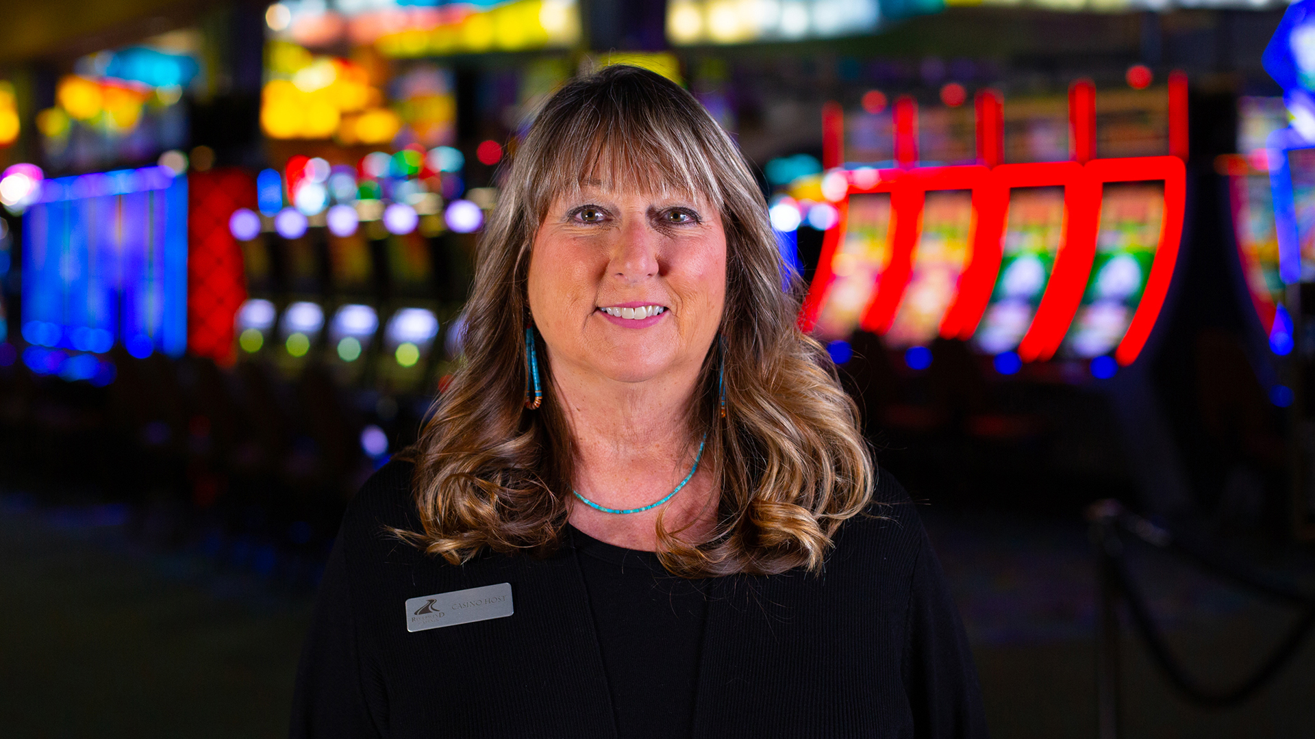 Get to Know Our Casino Hosts: Teresa B.
