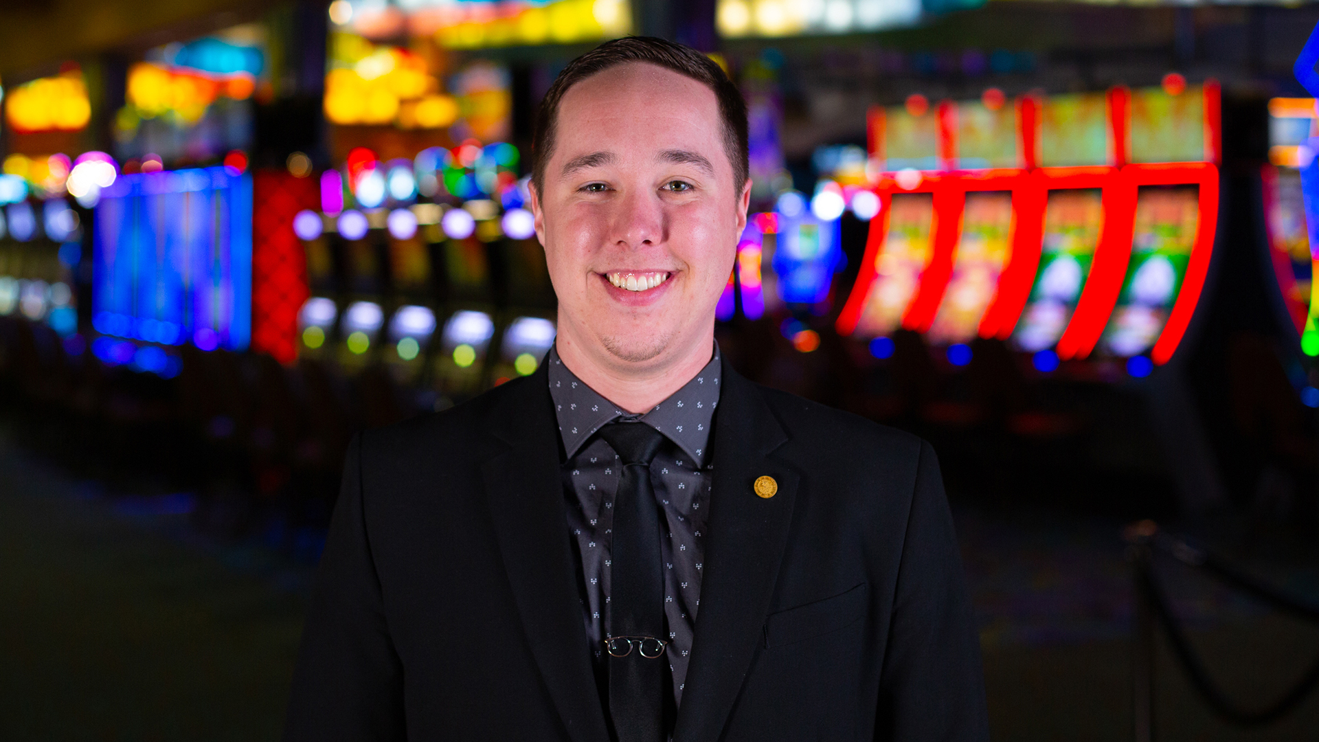 Get to Know Our Casino Hosts: Kayle H.